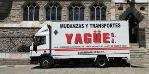 Transporte obras de arte Madrid